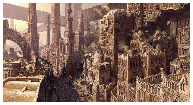 trilogie de Gormenghast le chateau